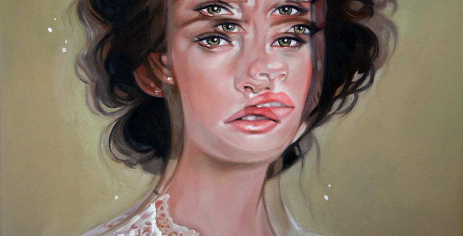 All of her Spirit - Alex Garant