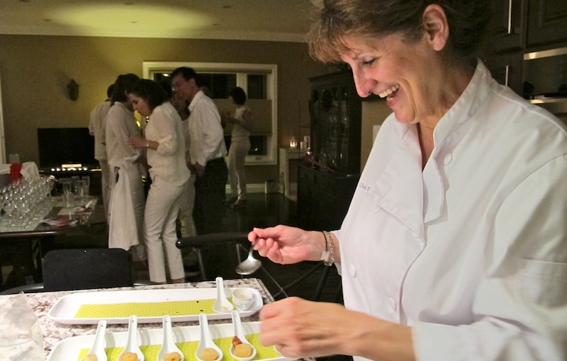 The Artistry of French Food – Interview with ChantalVéchambre