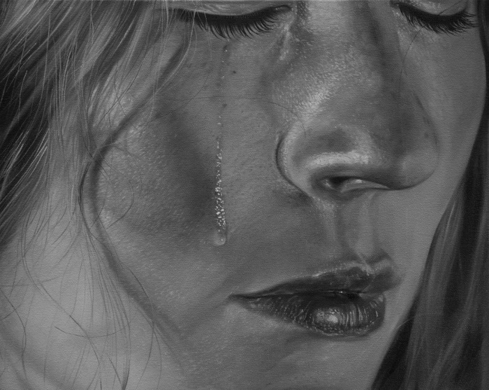 Single Tear - Jen Mann