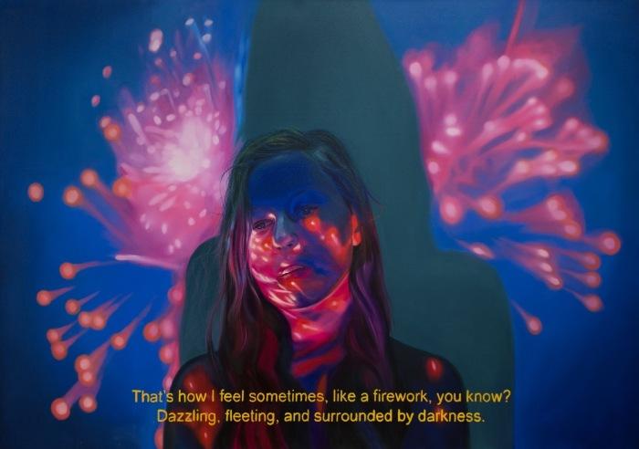 Fireworks by Jen Mann