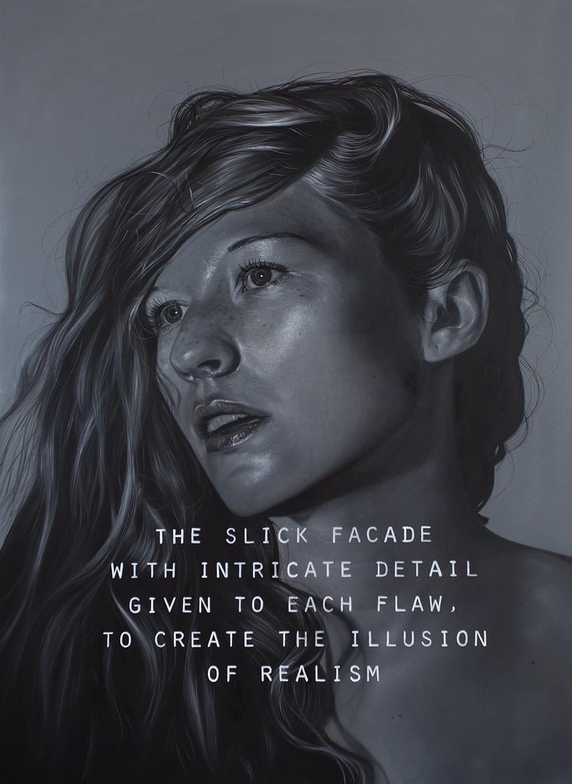 The Facade - Jen Mann