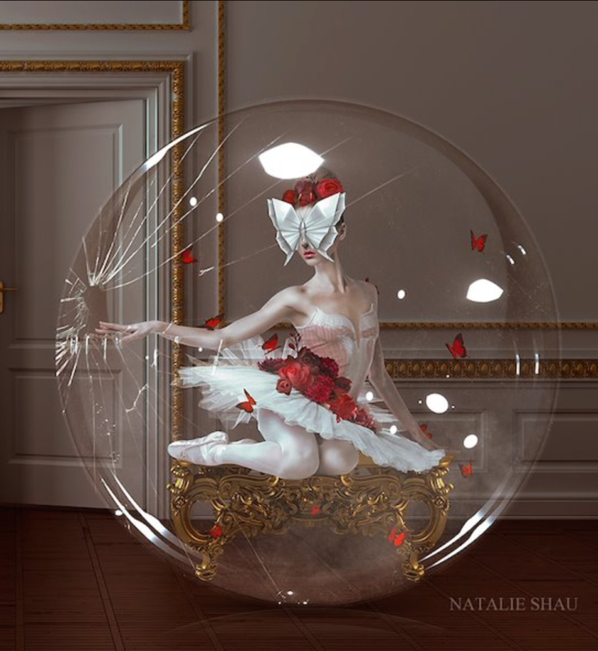 Secret Emotions by Natalie Shau