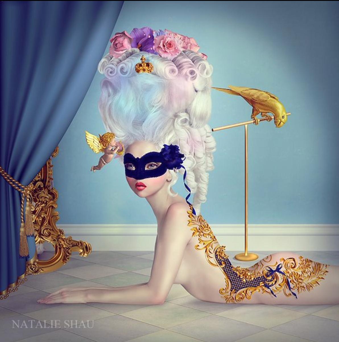 Powder by Natalie Shau