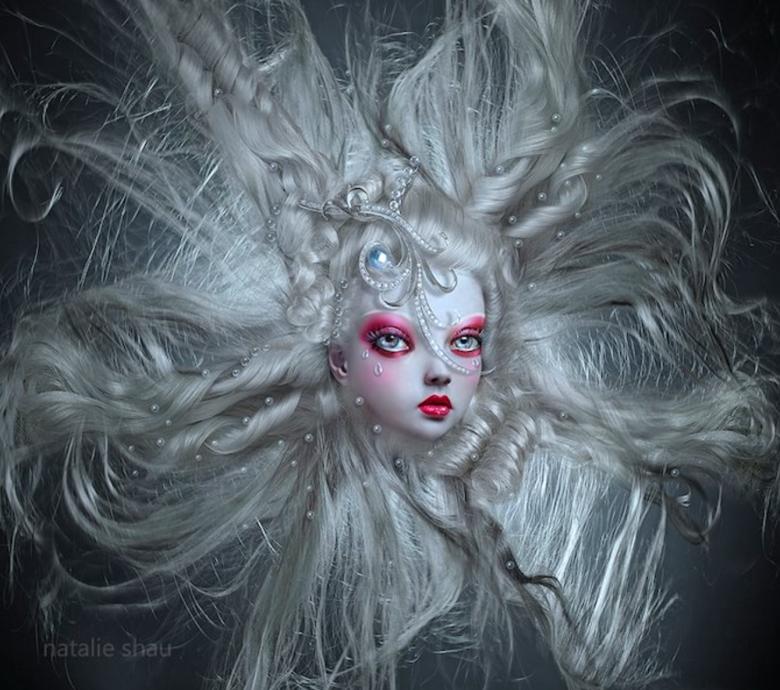 Snowflake by Natalie Shau