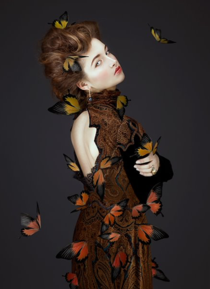 "Fashion Photography ""Kristina"" by Natalie Shau"