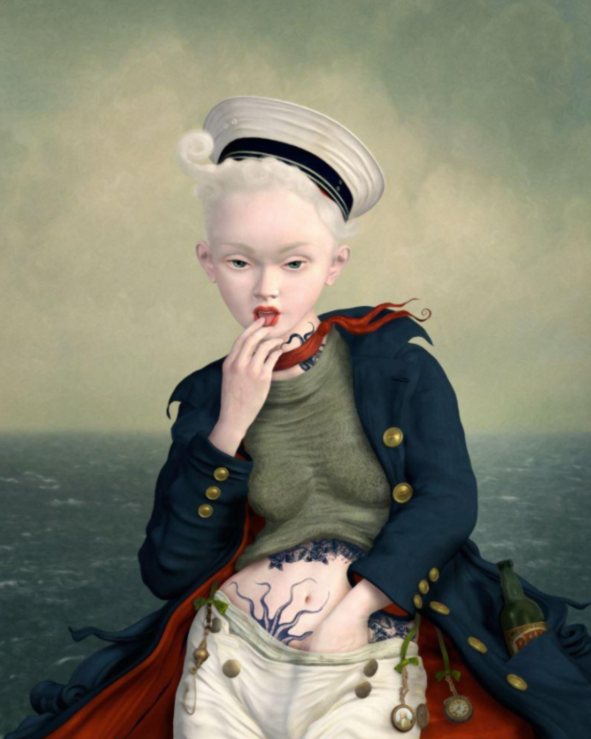 Tainted by the sea - Courtesy of Ray Caesar/Gallery of House