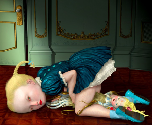 Precious - Courtesy Ray Caesar/Gallery House