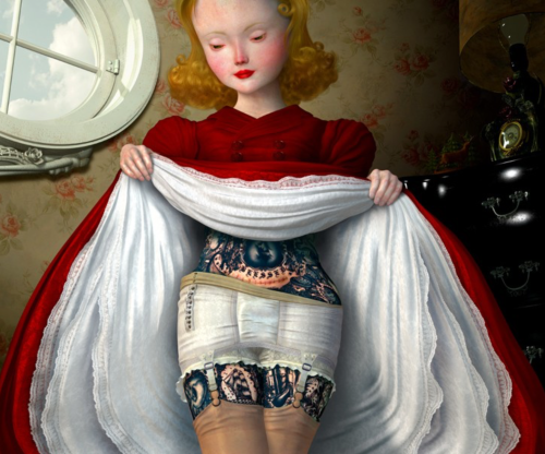 Blessed - Courtesy of Ray Caesar/Gallery House