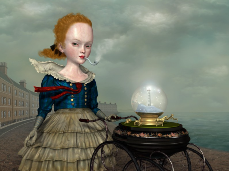 Merchant of Venice - Courtesy of Ray Caesar/Gallery House