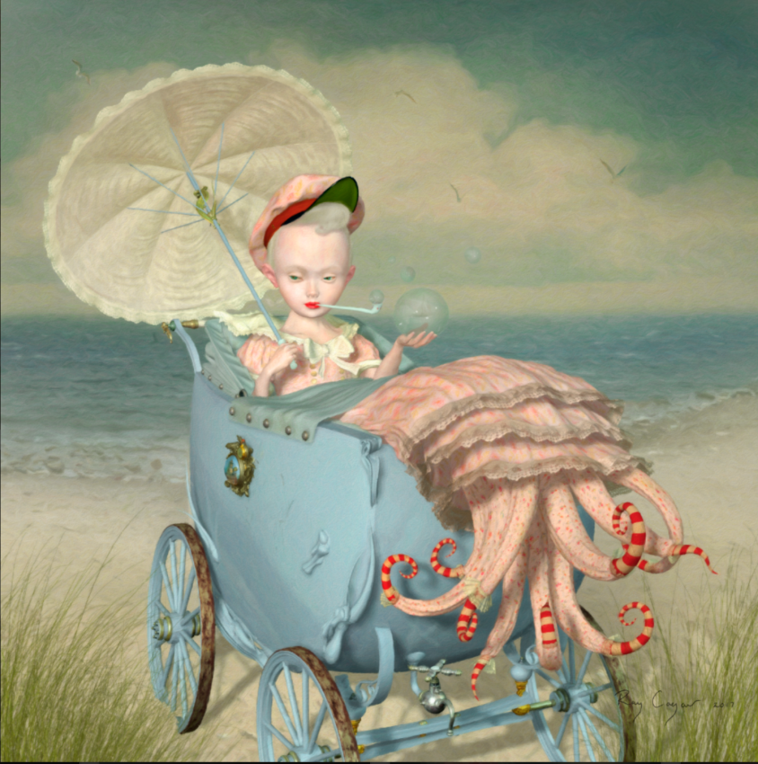 Sailor Boy - Courtesy of Ray Caesar/Gallery House