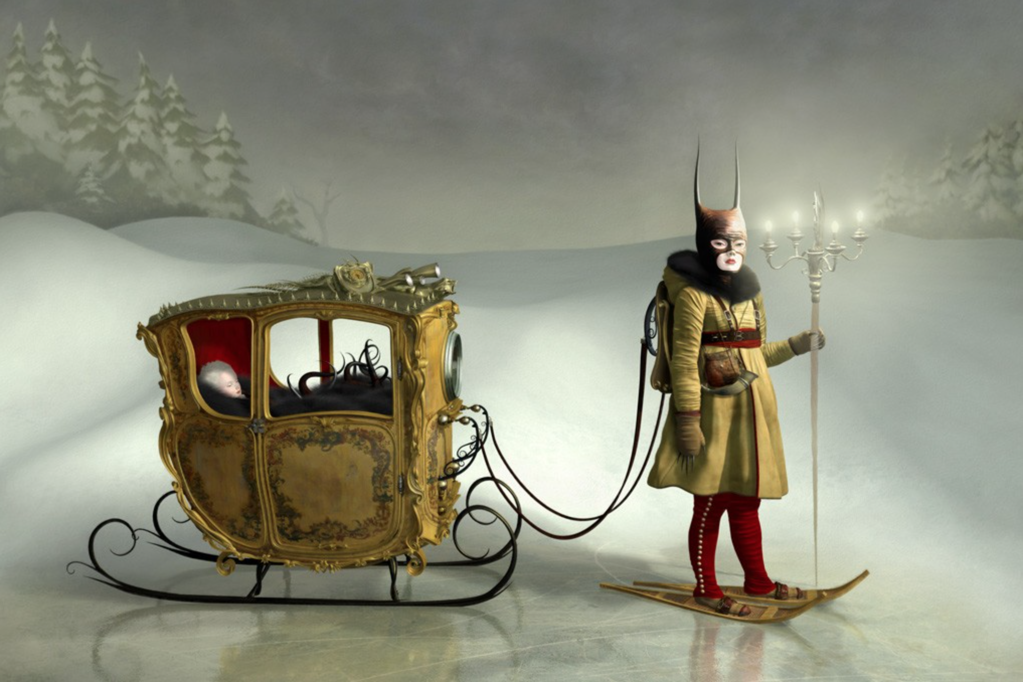 Home Coming - Courtesy Ray Caesar/Gallery House