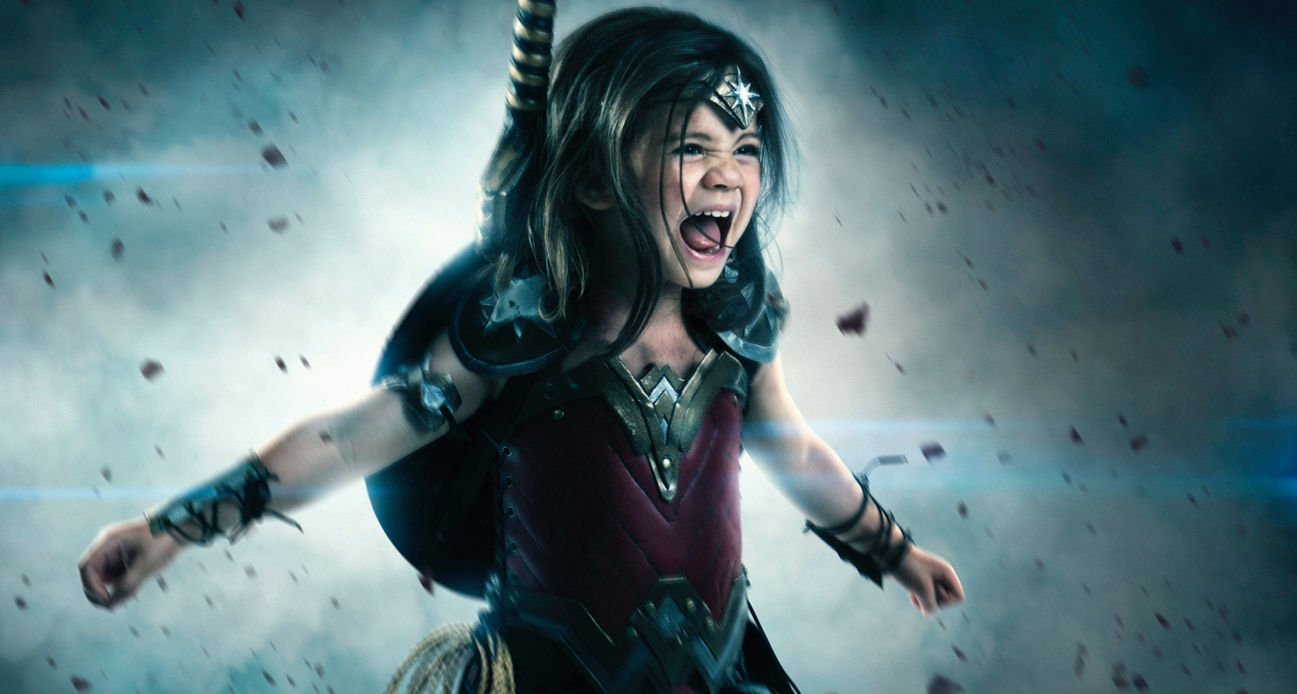 Wonder woman - Images courtesy of Josh Rossi