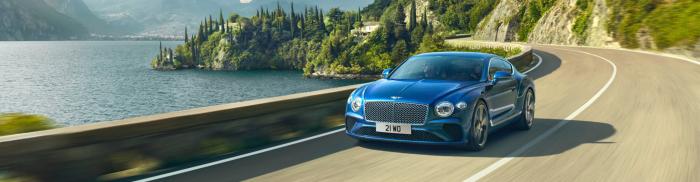 NEW CONTINENTAL GT - Bentley Motors