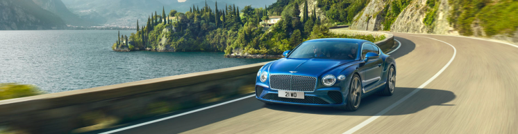 NEW CONTINENTAL GT - Bentley Motors