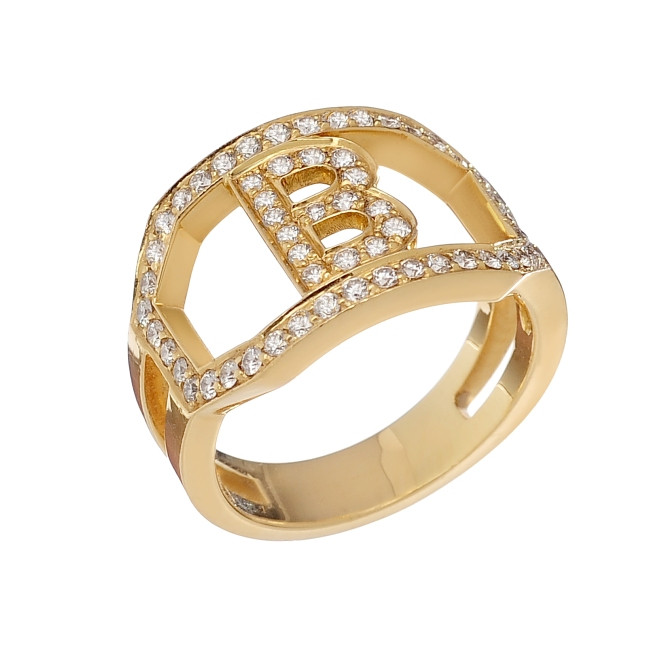 Only You - Sigillo ring B Spallanzani Jewels