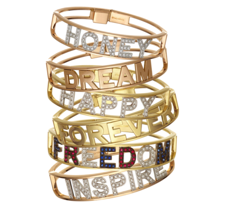 Only you Bracelet - Spallanzani Jewels