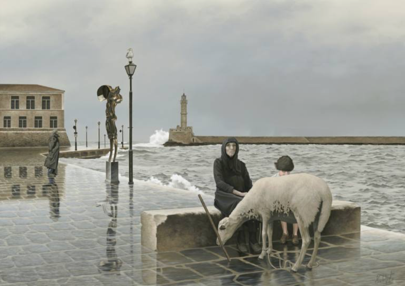 THE SENTINEL by Robert Vanderhorst