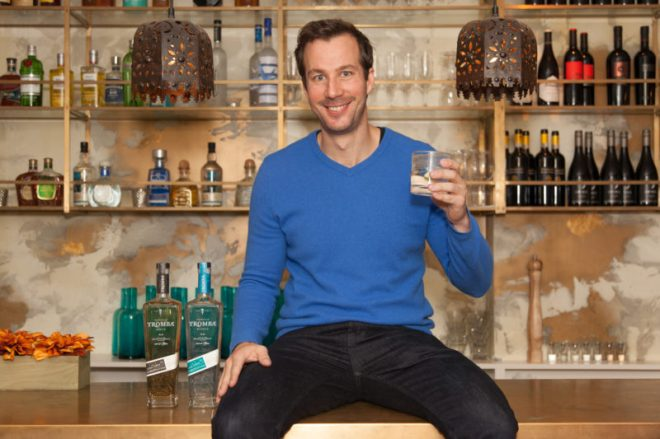 Eric Brass, Co-Founder of Tequila Tromba
