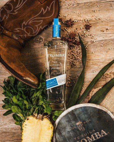 Tequila Tromba - Blanco