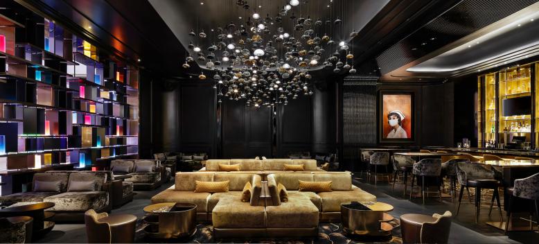 Camden Cocktail Lounge - Studio Munge